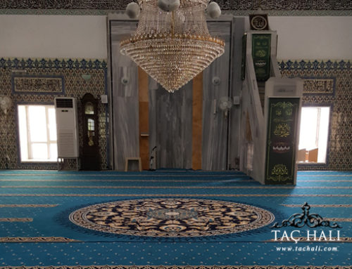 Ankara Göbekli Cami Halısı