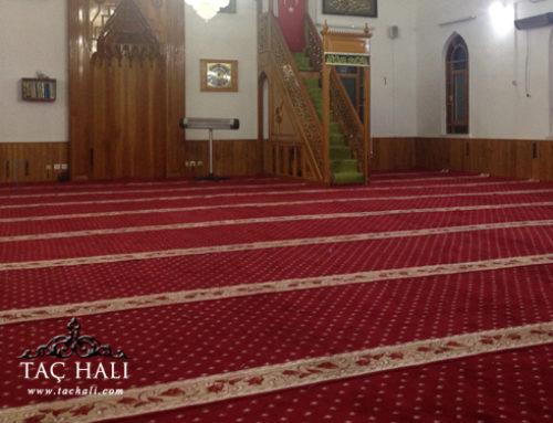 Antalya Saflı Cami Halısı