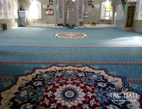 Bilecik Göbekli Cami Halısı