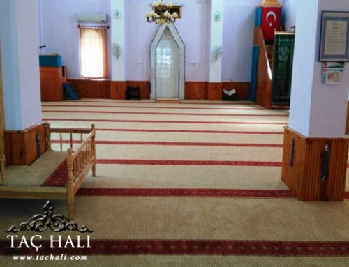 Fethiye Saflı Cami Halısı