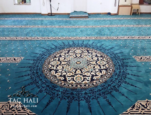 Milas Göbekli Cami Halısı
