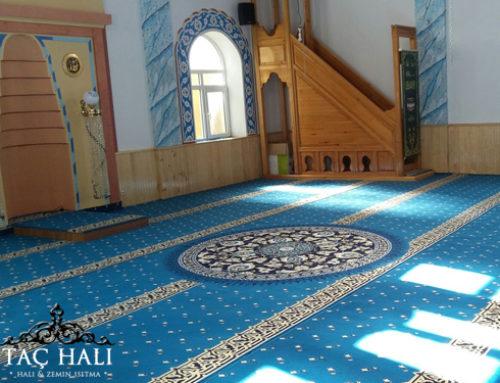 İstanbul Göbekli Cami Halısı