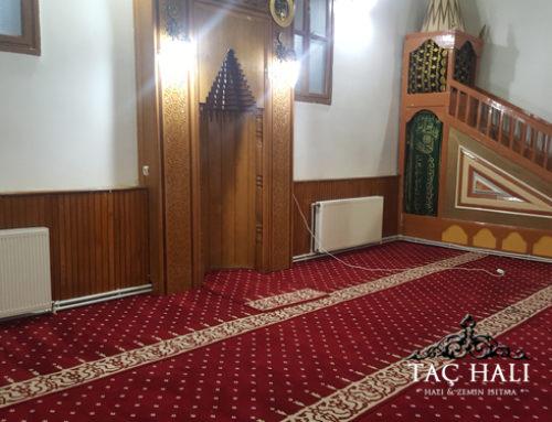 Tokat Saflı Cami Halısı